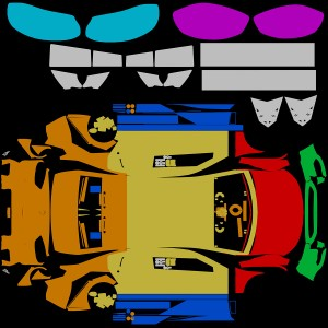 Stockcar - UVW - Colors 2